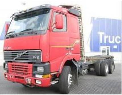 Volvo tractor head