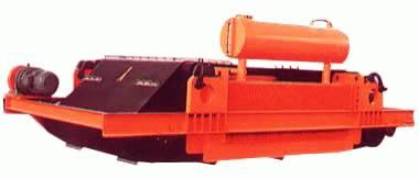 Series Permanent-Magnetic Roller Separators