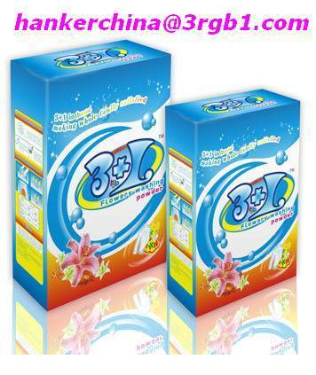 sell paper box package washing powder