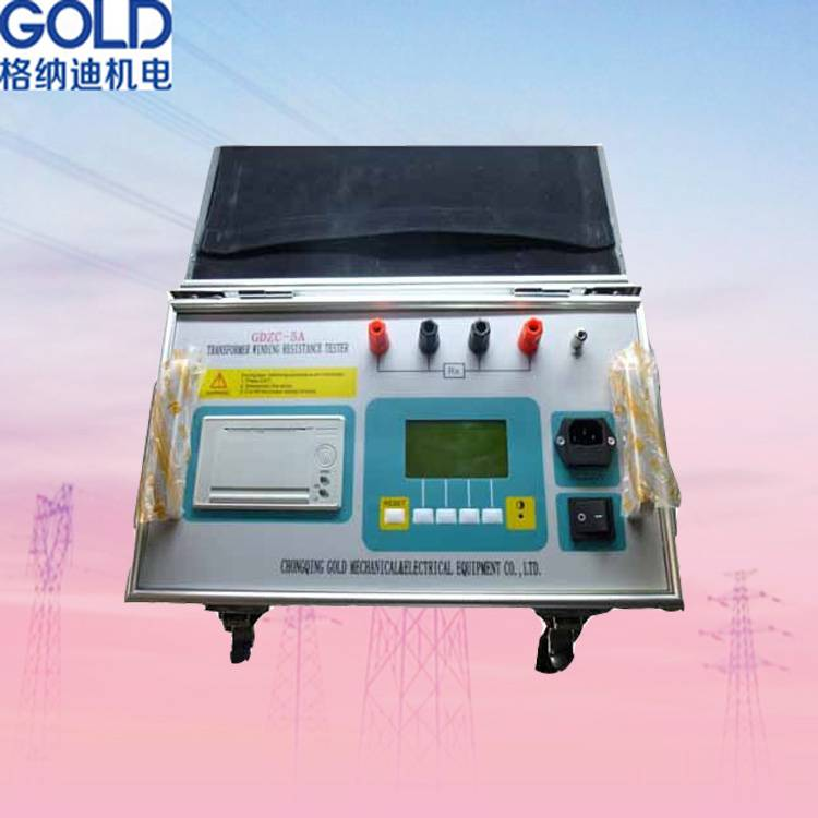GDZC 200A DC Resistance Tester, Transformer DC Resistance Meter
