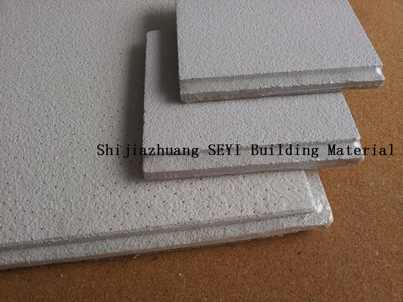 595595 Mineral Wool Acoustic Ceiling Board/Mineral Fiber Ceiling Board