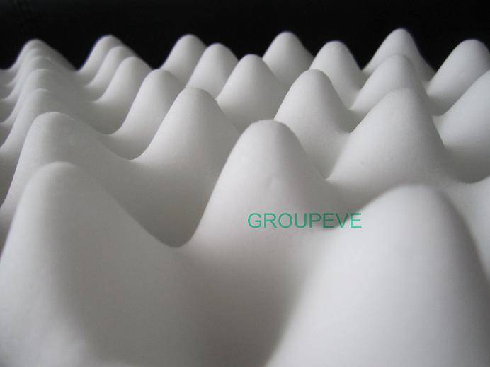 Soundproofing Egg Crate Melamine Foam Board