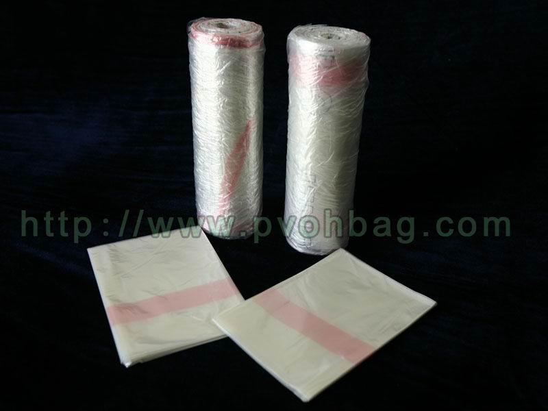 contaminated laundry bag biodegradable