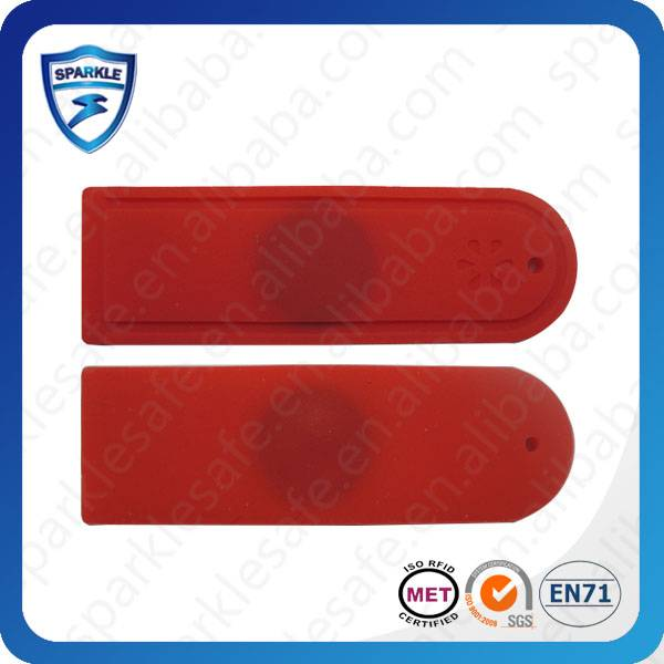 Waterproof silicone RFID Washing tag