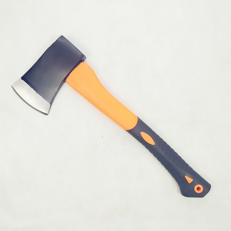 (XL0141) A601 Forged Carbon Steel Hand Working Axe with Plastic Handle