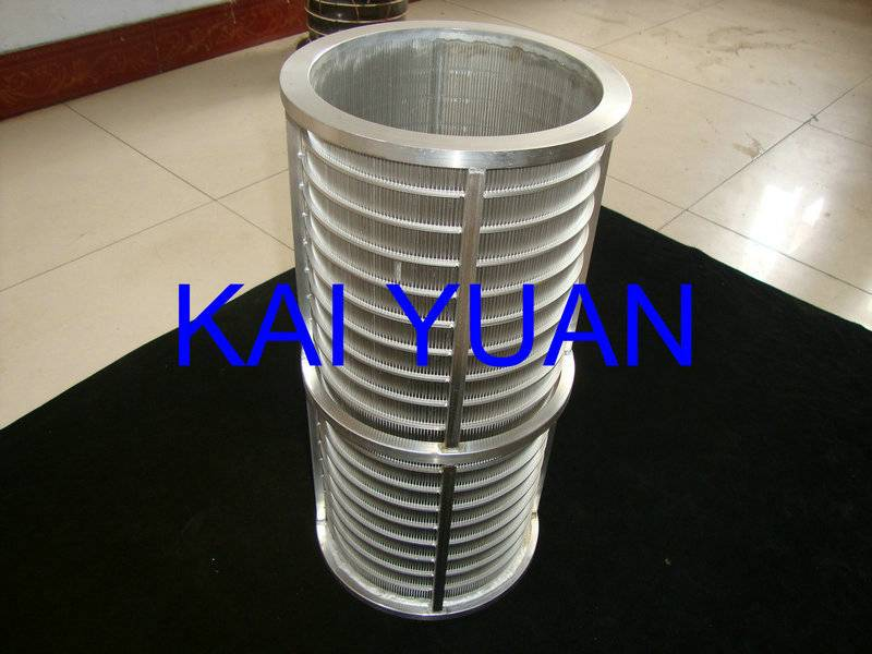 sell wedge wire cylinder