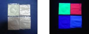 Sell UV Fluorescent Pigments