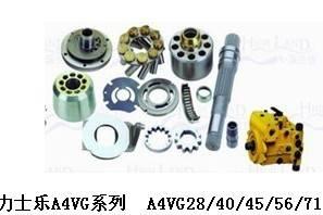 Rexroth Axis Piston Pump A7VO63 A7VO80 A6VM107 hydraulic pump accessories