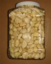 Garlic in Jar