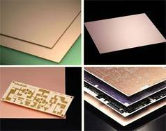 Copper Clad Laminated Sheet ( CCL Sheet )