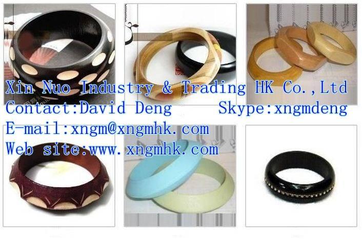 Wooden bracelets, wooden rings, wooden jewelry , wooden ornaments , wooden bracelet