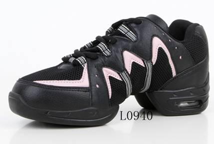 Fashion Leather Dance Sneaker Soft Eva Insole Shoes Line Dance Shoes Dance Boot