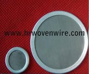 filter screen, filter mesh, micron filter, filter disc, wire mesh filter