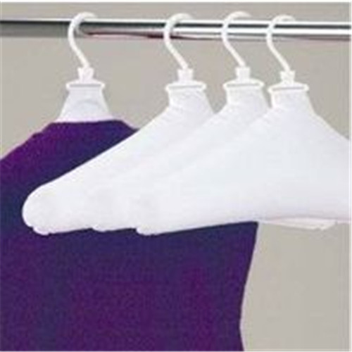 pvc inflatable clothes hanger portable clothes rack