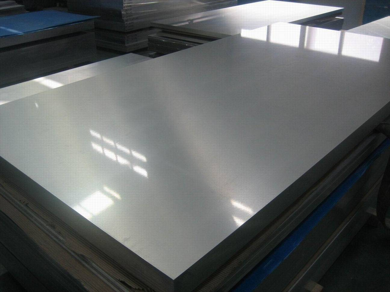 Crossed Line Aluminum Sheet Electrical Appliance Industries