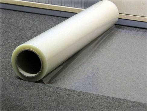 PE Protective film for carpet