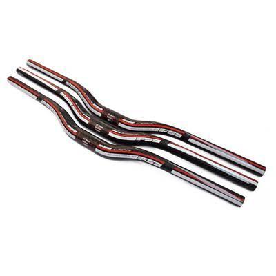 FSA K force MTB handlebar carbon fibre bend handlebar bicycle riser 31.8640mm