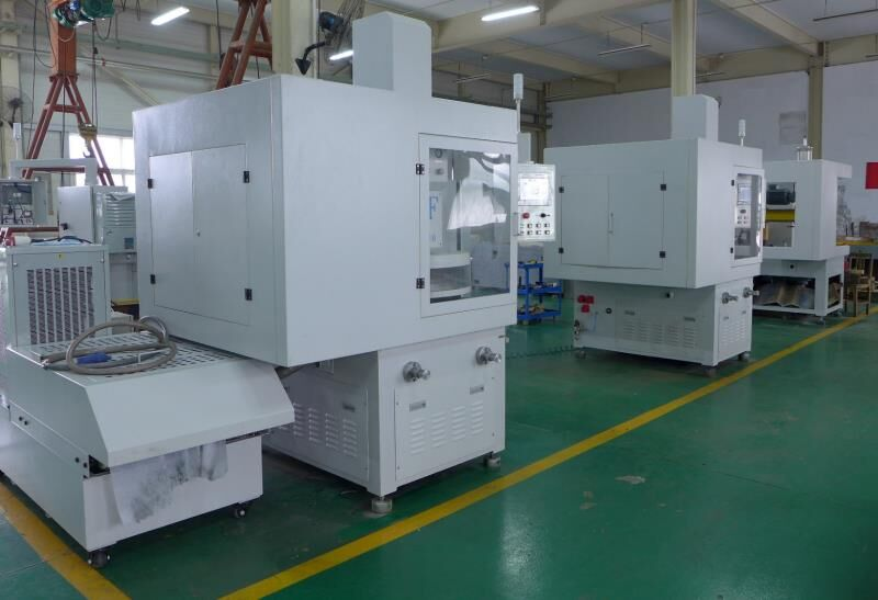 Pump parts surface grinding machines