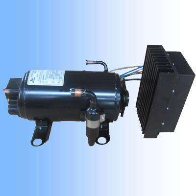 DC 72V electric-compressor for electric-vehicle,car,cabin of truck mining machine grab