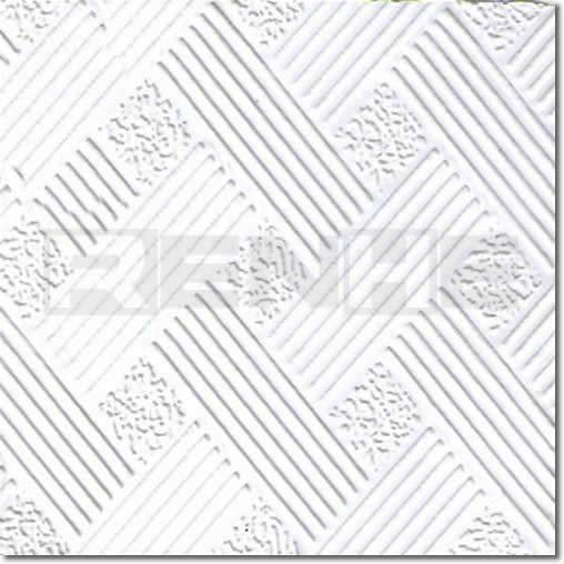 pvc laminated mineral fiber board