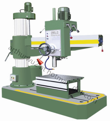 Z3063 Radial Drilling Machine