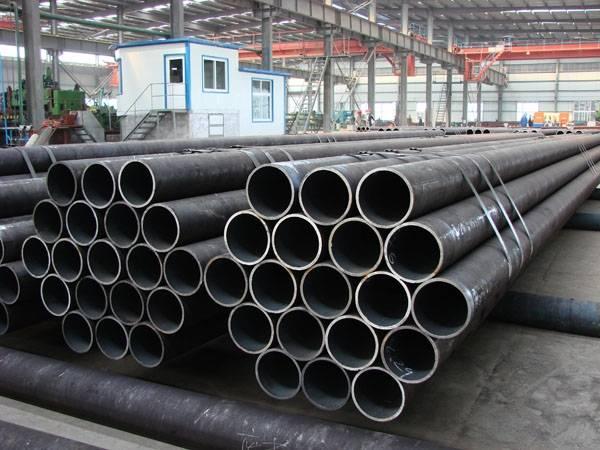 SA210C Carbon Steel Pipe for Boiler Tube