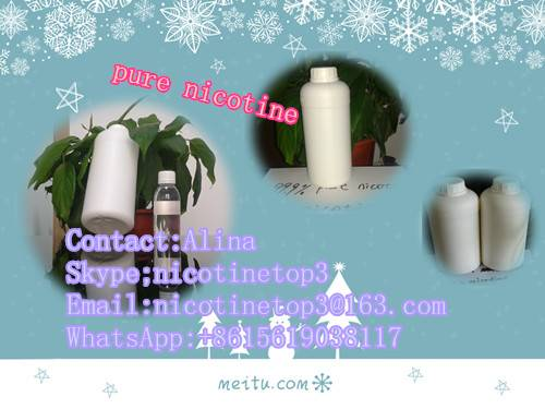 Xi'an Taima pure nicotine and all kinds of flavors for eliquid