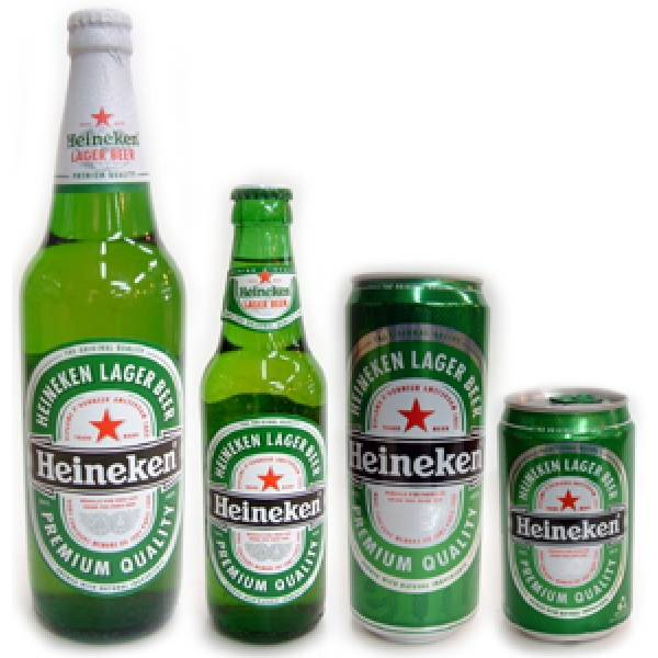 HEINEKEN 500ML CANS