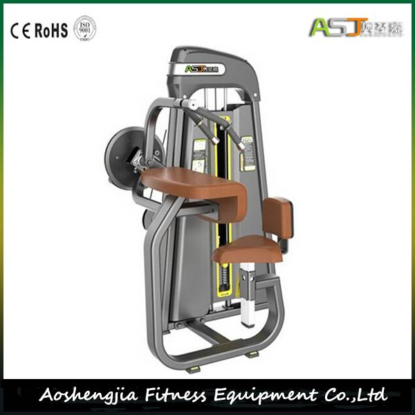 Commercial Gym Equipment/S807 Triceps Flat
