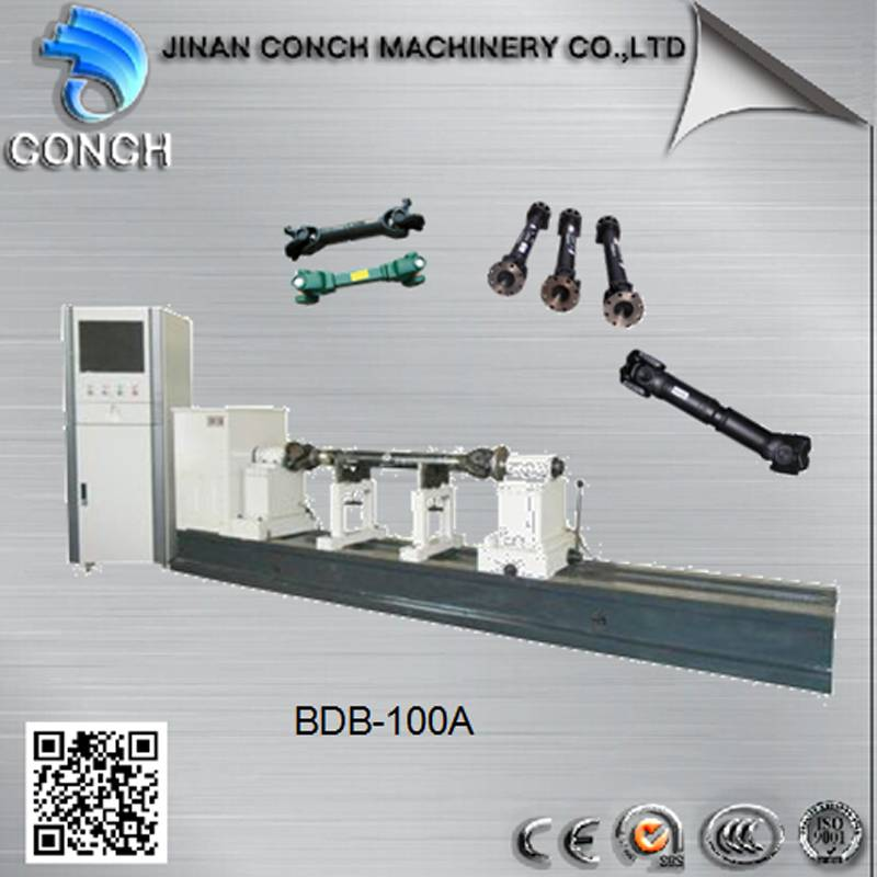 BDB-100A Balancing Machine for Drive Shaft