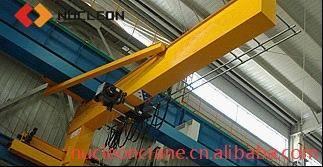 European wall type cantilever crane