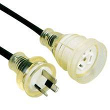 Australian power cord