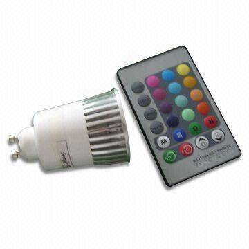 Magic Lighting GU10 MR16 LED light bulbs