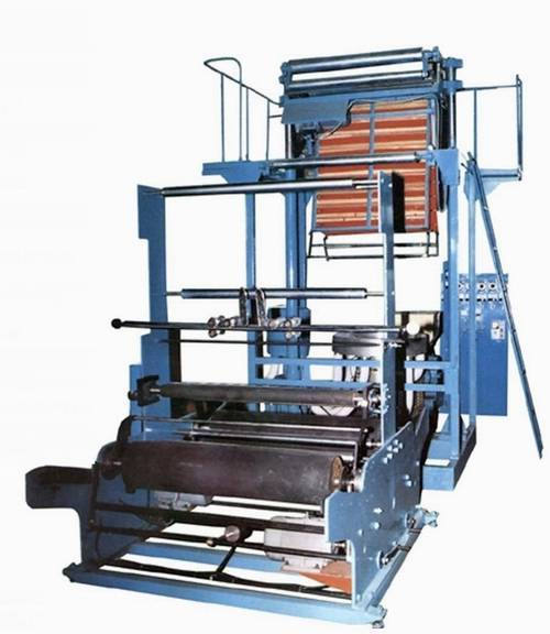 plastic bags making machine