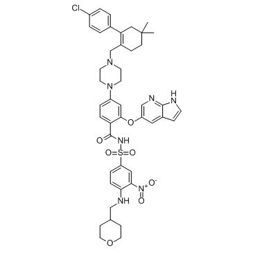 CAS 1257044-40-8 | ABT-199 (GDC-0199; ABT199; ABT 199; GDC0199; GDC 0199; Venetoclax)