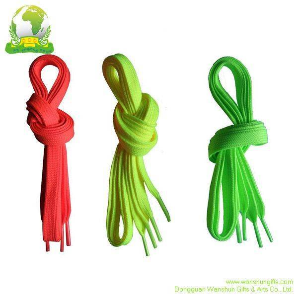 Supplying Shoelaces from China Wanshun Gifts