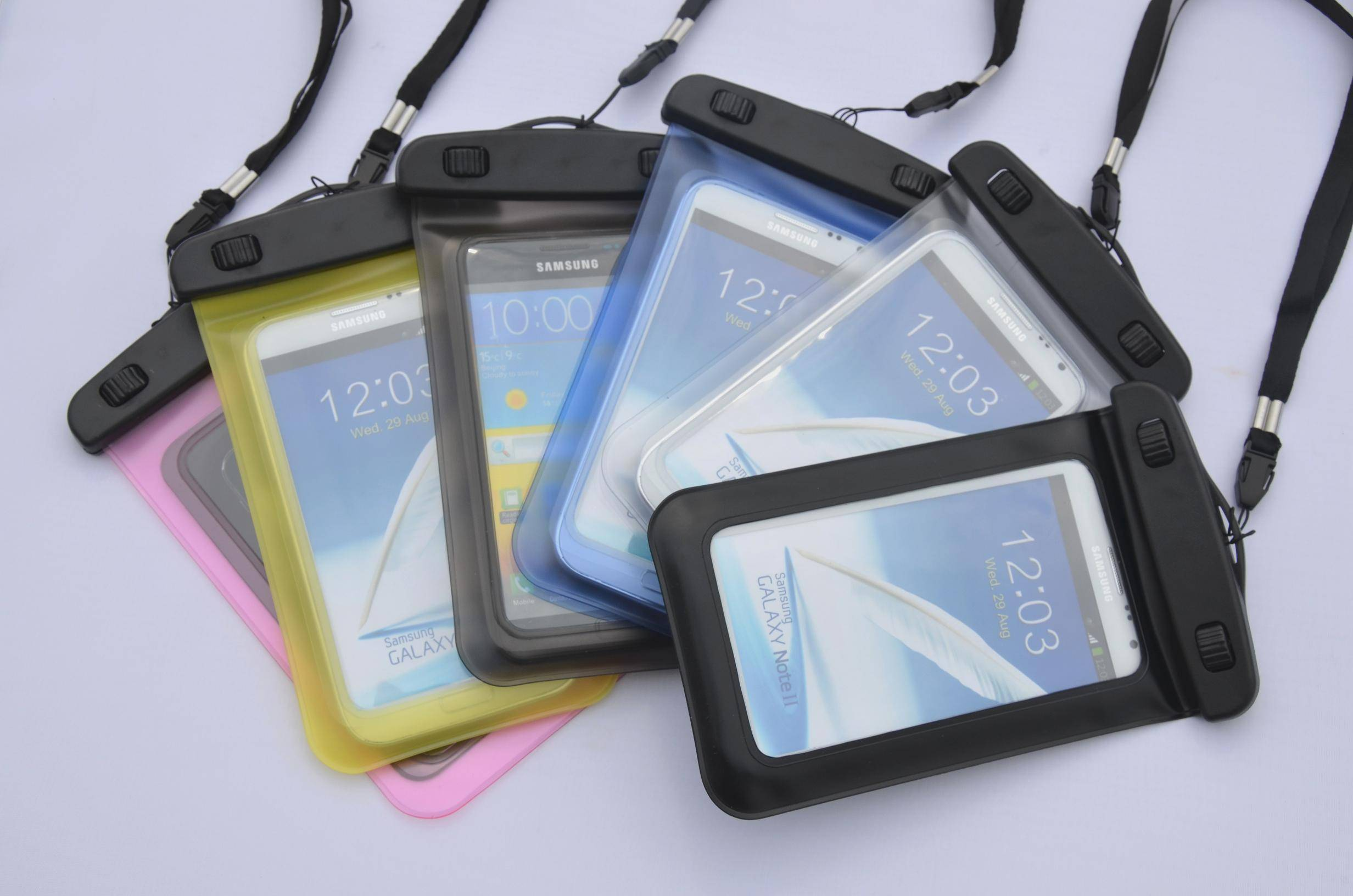 pvc waterproof bag,waterproof cell phone bag