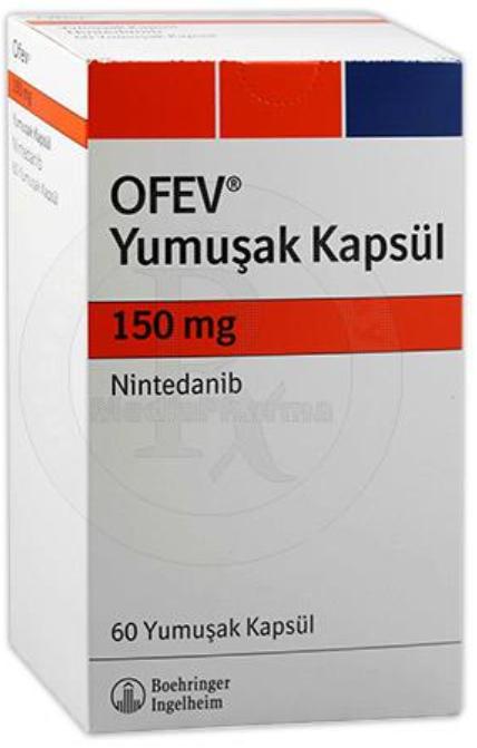 OFEV 100 mg OFEV 150 mg