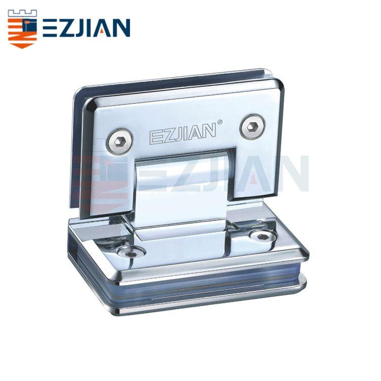Shower Hinge--Glass to glass 90° EJ-1006