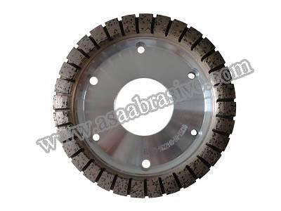 Glass Grinding Diamond Wheel for Straight Line Machine