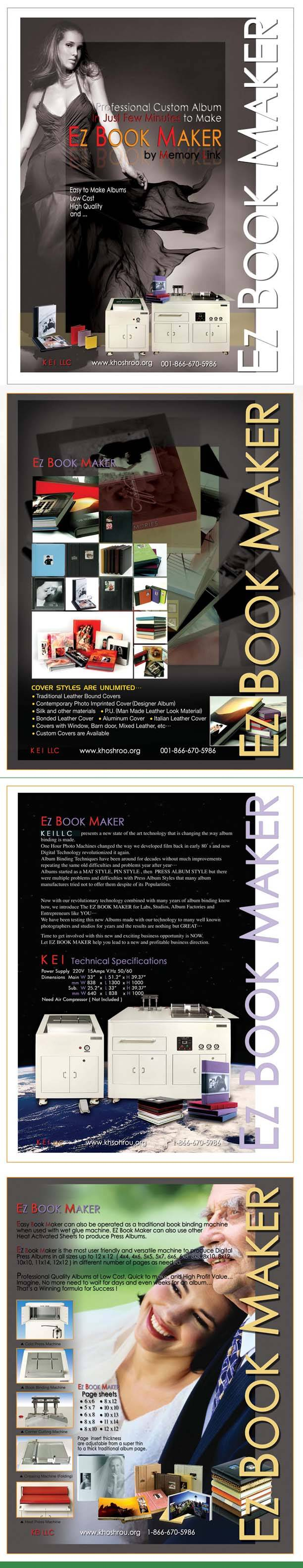 EZ BOOK MAKER