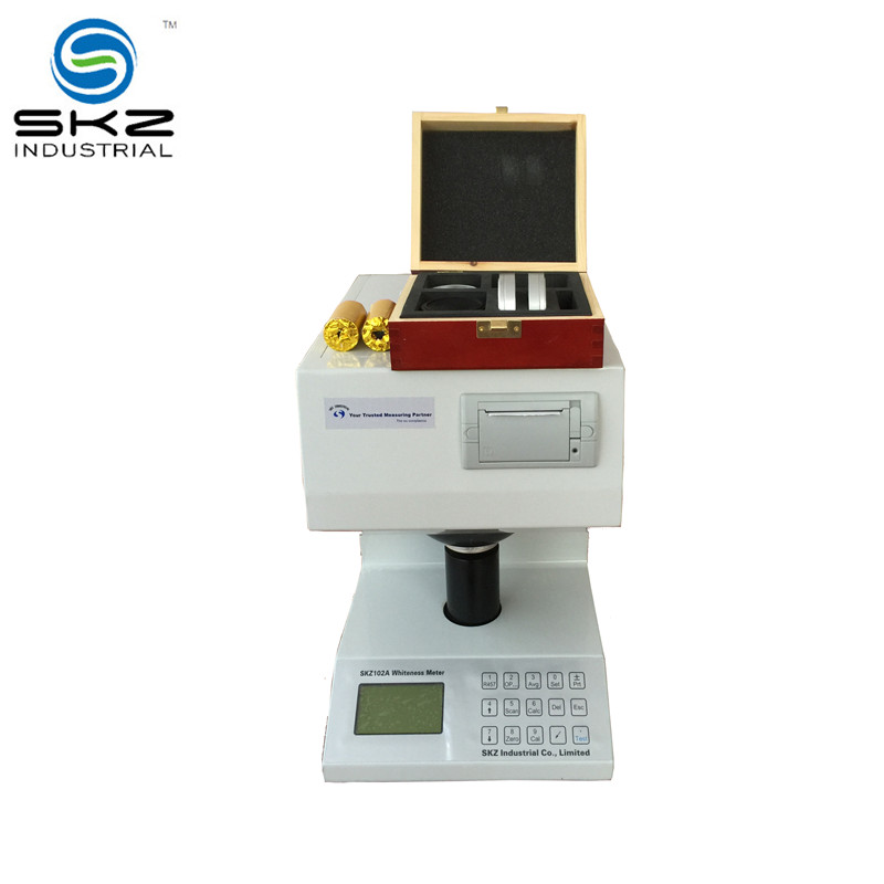 SKZ 102A digital brightness meter whiteness tester