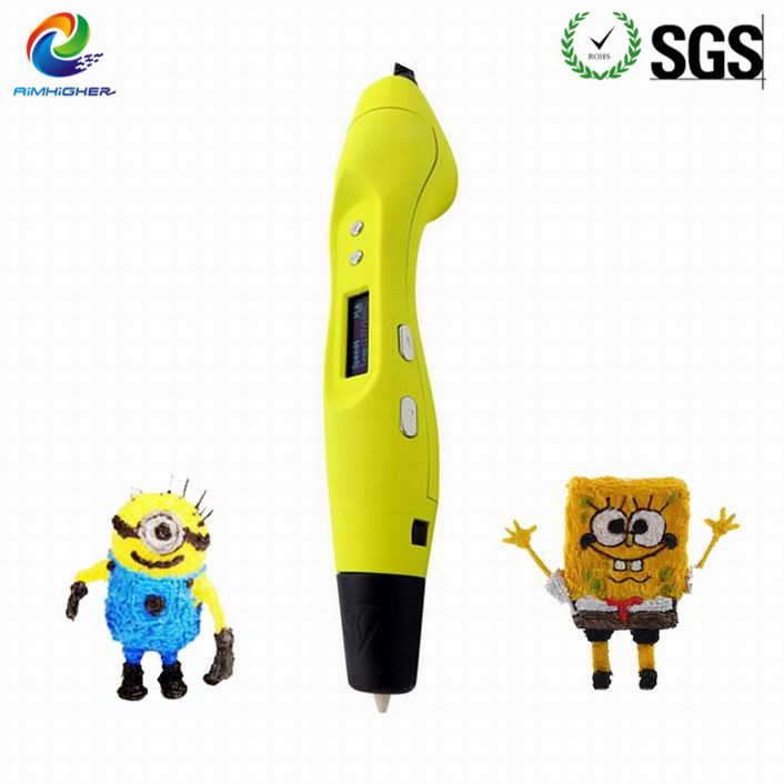 Hot Sale 3D Printer Pen for Kids and Adults' Gift