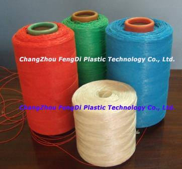 FIBC bulk bag sewing threads