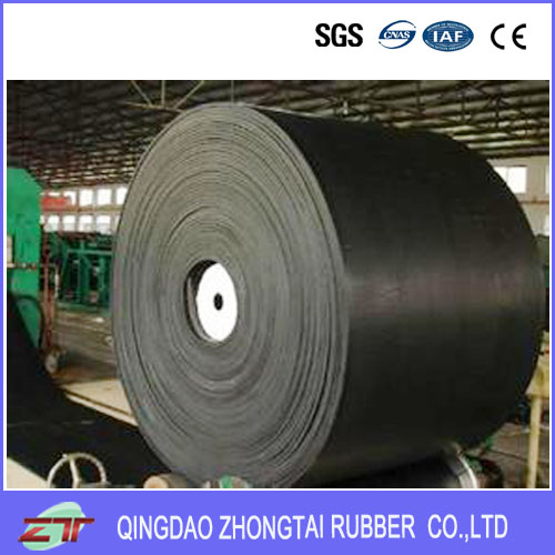 Acid Resistant Rubber Conveyor belt
