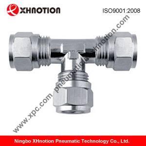 copper tube compression fitting, high temperature brass compression fitting, brass diesel