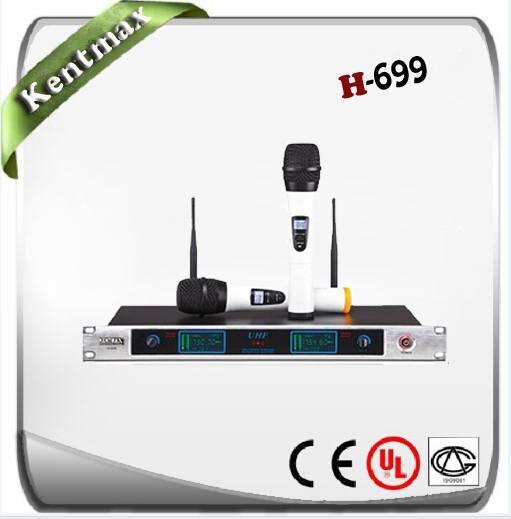 Sell H-699 karaoke wireless microphone
