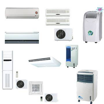 air conditioners, Split wall mounted air conditioner, multi-split air conditioner,window,portable