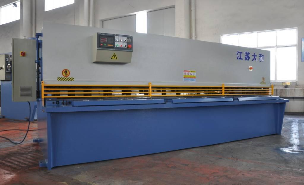 hydraulic shearing machine QC12Y-6x2500