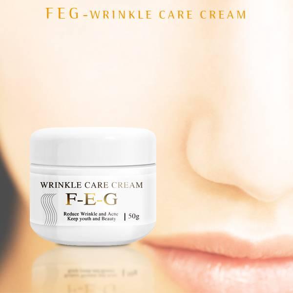 2014 New functional FEG Wrinkle Care Cream/Beauty Care Serum